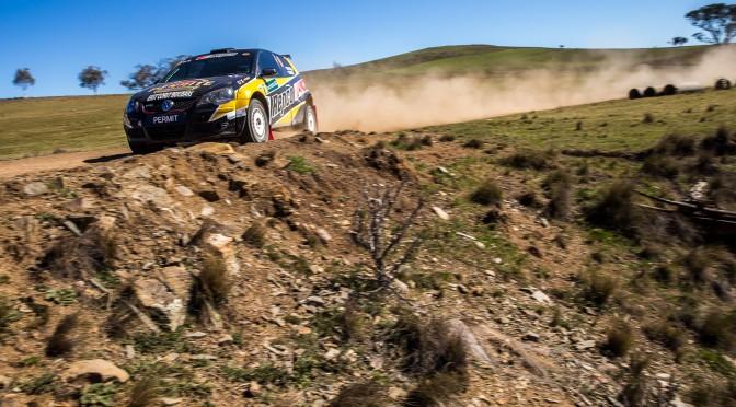 Team News: Ready to rock Rally Australia