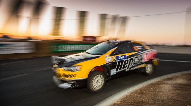 Team News: The Repco Rally Team begin their ARC Campaign FOR 2015