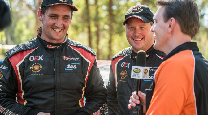 ARC NEWS: Round 1 – QUIT Forest Rally TV Coverage – Part 1