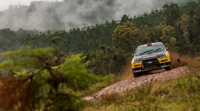 ARC ECB Round 3 – International Rally of Queensland – 2015 – Gallery