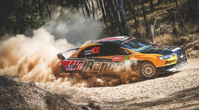 TEAM NEWS: Rally Australia in review