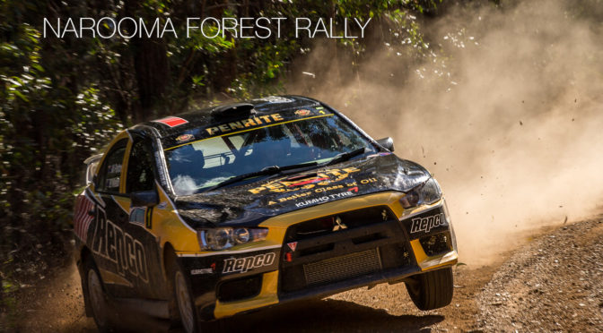 Narooma Forest Rally 2016